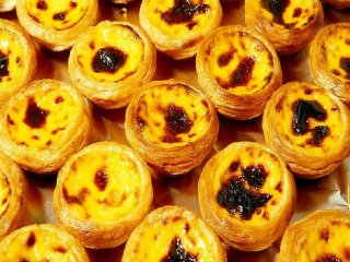 Egg Tart Custard 【〒】
