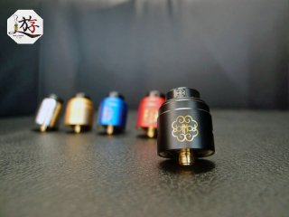 dot RDA 24 V1.5 Green Limited release (BF対応)