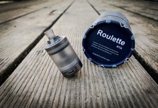 Roulette RTA SS by AcrossVape