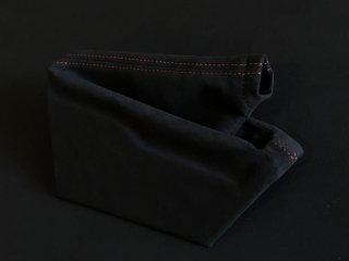 WRX STI(VAB )サイドブレーキブーツ(Black × Red stitch)