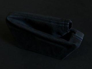 WRX STI(VAB )サイドブレーキブーツ(Black × Blue stitch)