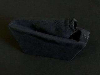 WRX STI(VAB )サイドブレーキブーツ(Black × Black stitch)