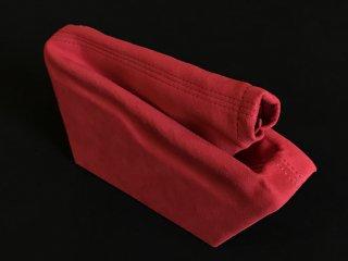WRX STI(VAB )サイドブレーキブーツ(Red × Red stitch)