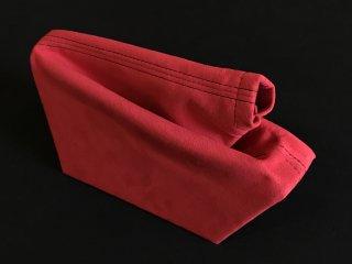 WRX STI(VAB )サイドブレーキブーツ(Red × Black stitch)