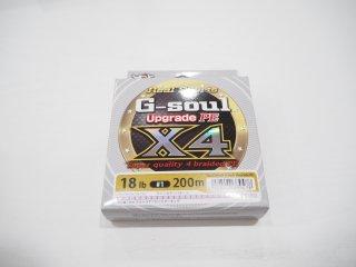 YGKよつあみ Gソウル アップグレードPE X4 200m