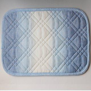 ふわふわ麻わた枕パッド