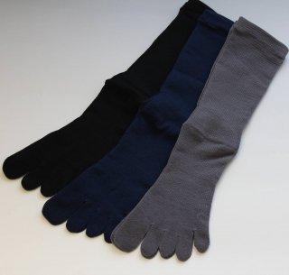 5本指靴下 人間を考える足である 紳士用