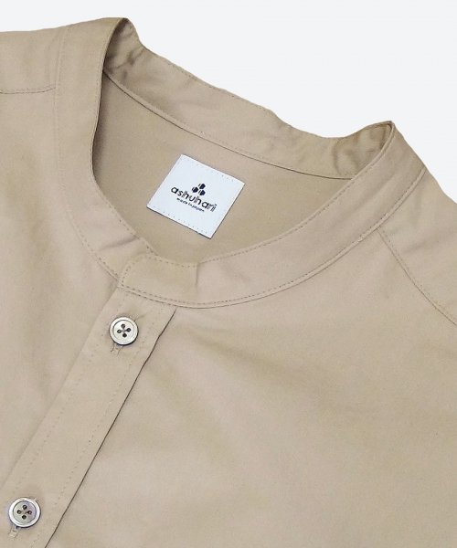 cotton broad band shirt ( ashuhari )