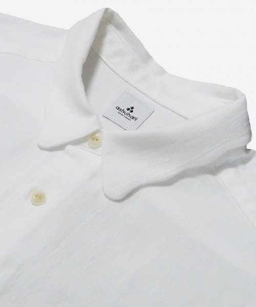 petal collar shirt ( ashuhari )