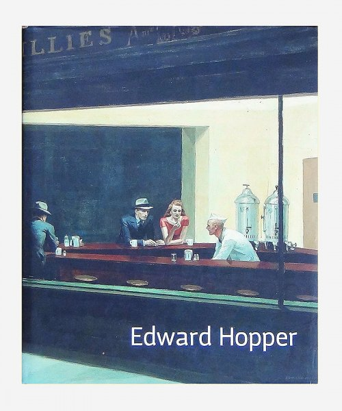 Edward Hopper ( reuse book )
