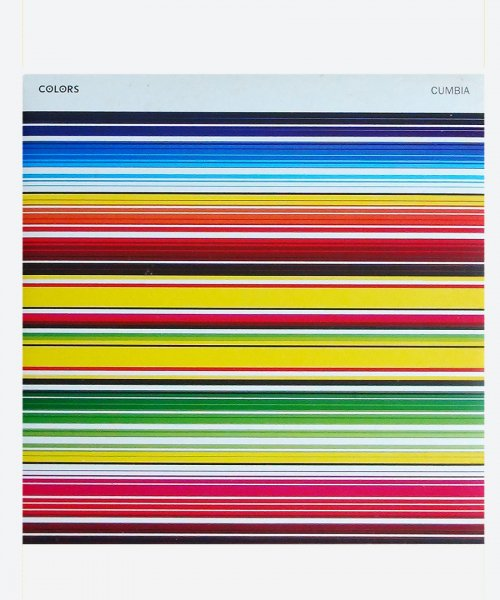 COLORS / CUMBIA  ( reuse record )