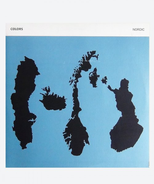 COLORS / NORDIC ( reuse record )