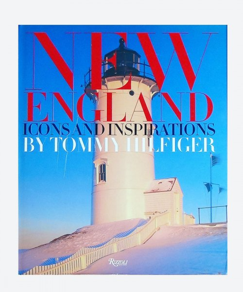 NEW ENGLAND ICONS AND INSPIRATIONS ( reuse book )