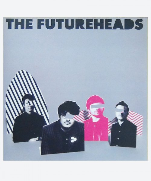 THE FUTUREHEADS ( reuse record )