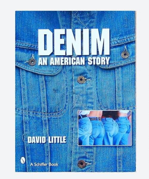 DENIM / AN AMERICAN STORY ( reuse book )