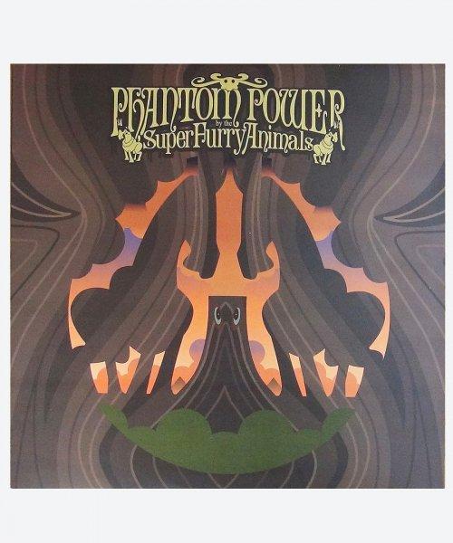 Super Furry Animals / Phantom Power ( reuse record )