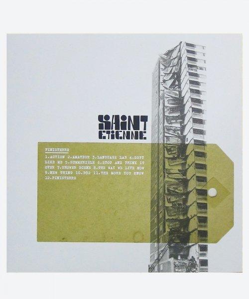SAiNT ETiENNE / FINISTERRE ( reuse record )