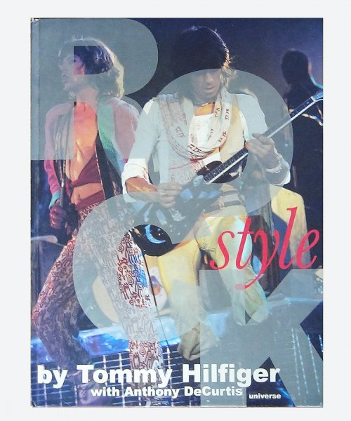 ROCK STYLE / Tommy Hilfiger ( reuse book )