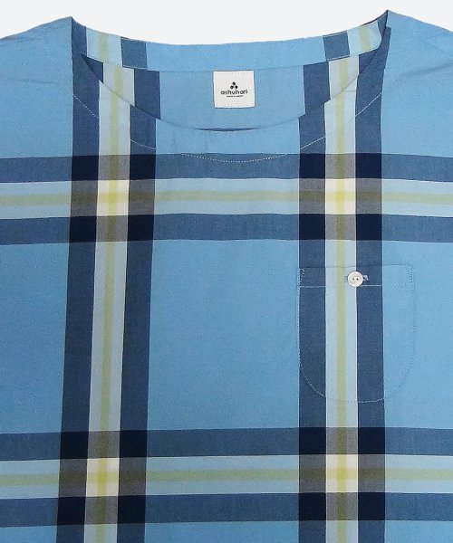 big check dolman shirt A ( ashuhari )