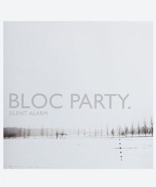 BLOC PARTY. / SILENT ALARM ( reuse record )