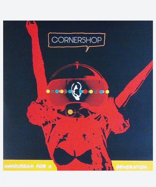 CORNERSHOP / HANDCREAM FOR A GENERATION ( reuse record )