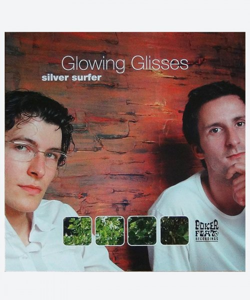 Glowing Glisses / silver surfer ( reuse record )