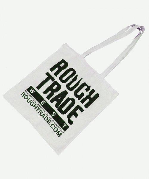 ROUGH TRADE ECO BAG ( reuse record )