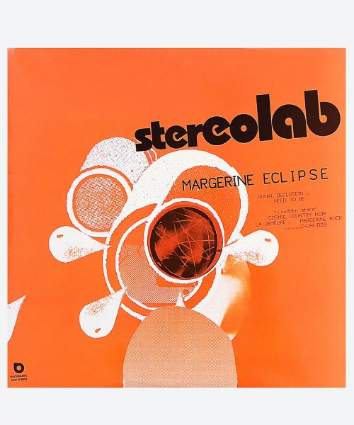 stereolab / MARGERINE ECLIPSE  Limited Edition ( reuse record )