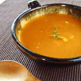簡単調理で身体に優しい♪レンズ豆のスープ