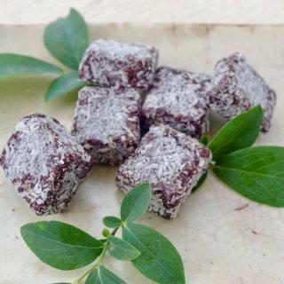ギフトにも♪乳製品・白砂糖不使用 オリーブオイル生チョコ<有機ココナッツ>(6個入り)