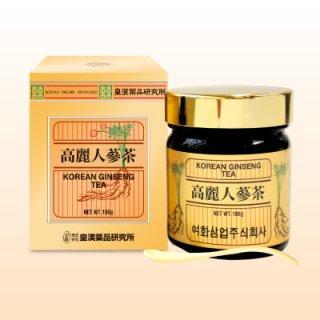 高麗人蔘 六年根エキス 茶(100g)