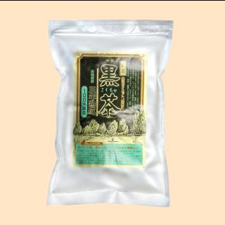 黒茶100% 茶葉 (200g)