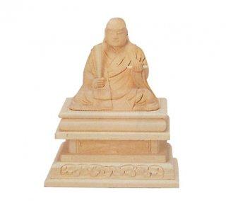 仏像 白木 日蓮