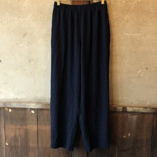 vintage INDIGO Easy Pants