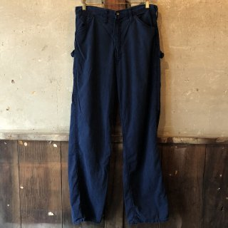 vintage INDIGO Painter Pants