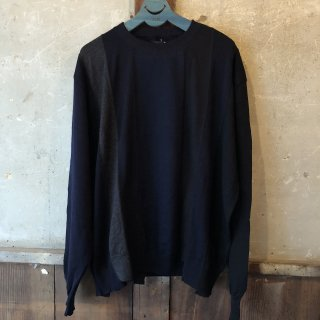 LOOSE KNIT NAVY