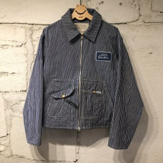 OVERWORK JACKET  hickory / M ~PERK exclusive~