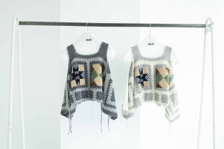 CWILT KNIT TOP
