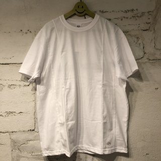 ink × FRUIT OF THE LOOM LOOSE TEE / WHITE