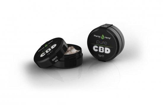 濃度99%クリスタル結晶 1g CBD1000mg配合
