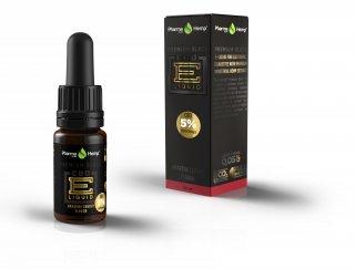 5%プレミアムブラック アマレナチェリーフレーバーベイプリキッド E-Vape Premium Black Amarena Cherry CBD500mg配合/10ml