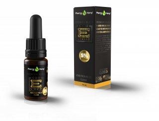 5%プレミアムブラック ハニーデューメロンフレーバーベイプリキッド E-Vape Premium Black Honeydew Melon CBD500mg配合/10ml