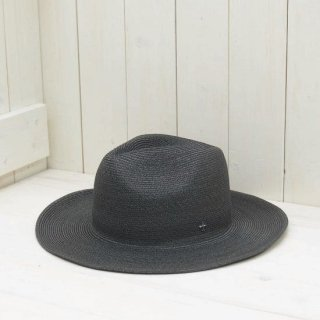 【Andy The Hatter】マニラ麻 フェドラーソフトハットワイド