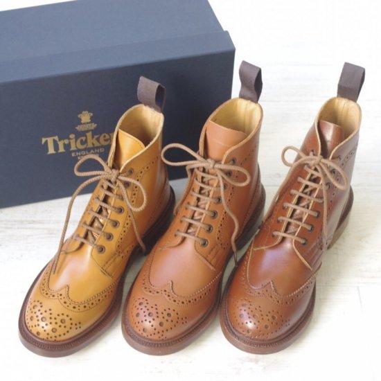Tricker's - レディースウイングチップ