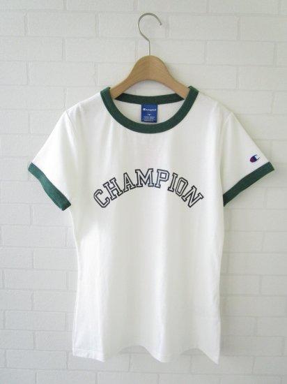 Champion - ロゴ Tシャツ