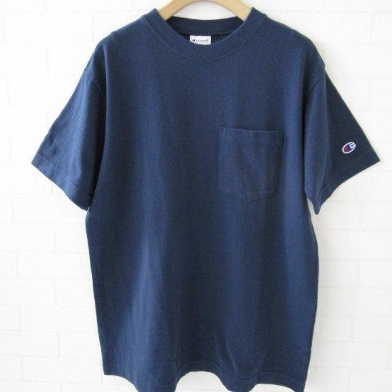 champion - 胸ポケットTシャツ
