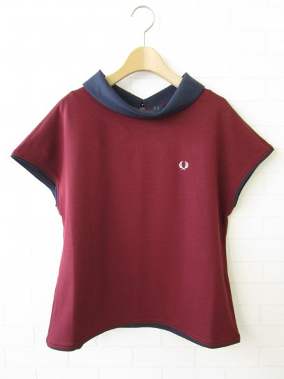FRED PERRY - ロールネックトップ