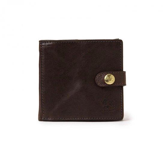 IL BISONTE -アンティークレザー 2つ折り財布【正規取扱品】