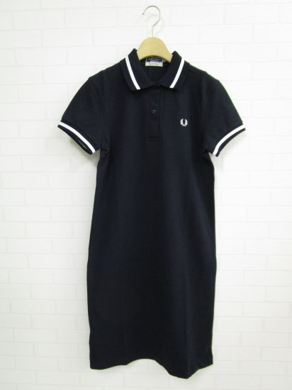 FRED PERRY - ポロシャツワンピース