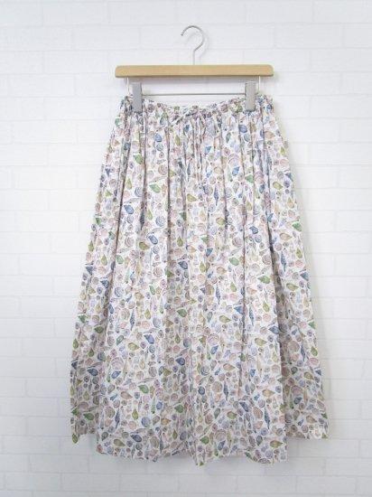 Le minor - リバティプリントスカート